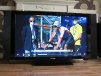 PIONEER KURO PDP-LX5090 High End 50''Full HD plasma TV with TV Stand, Speakers & Remote Control. VGC