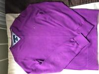 Tommy Hilfiger 100% cotton men's jumper