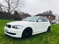 BMW 116I Sport 2010 Full service History 6 Speed & 11 Month MOT