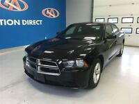 2014 Dodge Charger SE with music, heat and four black feet