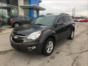 2013 Chevrolet Equinox LT - ALL WHEEL DRIVE - HEATED SEATS - ONE