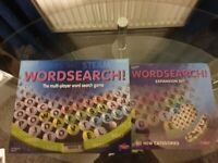 word search game and extension set to match
