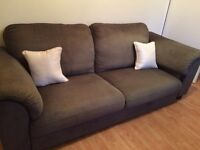 2 Seater Sofa in excellent condition