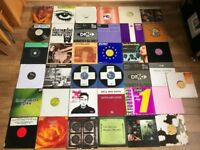 JOBLOT 37 VINYL RECORDS - HOUSE / RAVE / DRUM N BASS - SOME PROMOS / WHITE LABELS / RARITIES