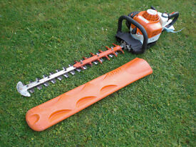 Stihl HS82 RC Double Sided Swivel Handle Petrol Hedge Trimmer hs81r hs81t