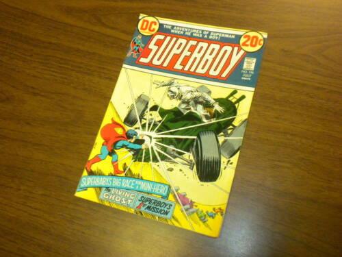 SUPERBOY #196 DC Comics 1973