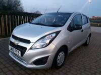 2013 Chevrolet Spark LS - 1.0 Petrol - 2 Keys - 1 Owner Car - Drives Great - £30 Road Tax