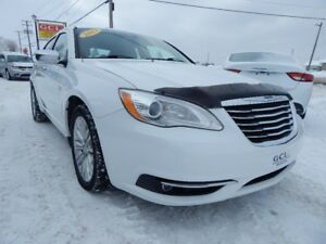 2013 Chrysler 200 V6 - Limited - Toit ouvrant  - Cuir