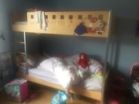 FREE CHILDRENS BUNK BED, NEEDS GONE ASAP