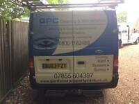 Window cleaning, office cleaning and property maintenance
