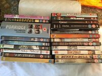 DVDs - various (24 to be sold together)