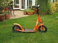 Bike star childs scooter 7/11 yrs