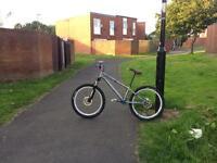 Full custom dmr jump bike