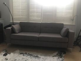 Stylish Sofa for sale - Collection Only