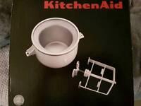 BNIB kitchen aid ice cream maker