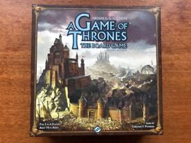 Game of Thrones - Official Board Game