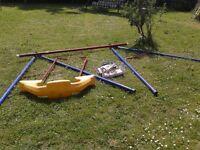 TP A-Frame Children's Swing