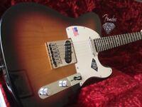 2006 Fender American 60th Diamond Anniversary Telecaster
