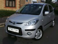 Hyundai i10 1.2 Comfort 5dr£2,495 p/x welcome 12 MONTHS WARRANTY INCLUDED