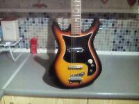 1965 decca electric guitar £150 cash