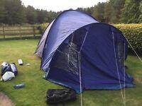Vango Venture 500 Dome Tent
