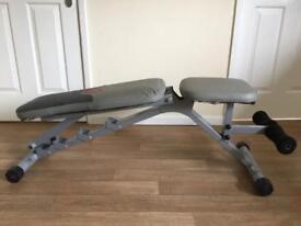 Universal weight bench