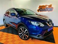 2015 NISSAN QASHQAI TEKNA 1.6 DCI ** FULL DEALER HISTORY ** BUY FROM HOME TODAY / GET FREE DELIVERY