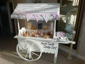Candy/ Sweet Cart Hire