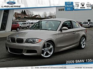 2009 BMW 135 *300 HP !!!*CUIR*CRUISE*A/C 2 ZONES**