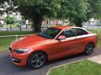 BMW 218D SPORT COUPE