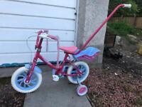 Girls first bike Sunbeam Fairycake