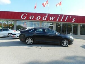 2014 Lincoln MKZ AWD! NAVI! HEATED, COOLED, LEATHER SEATS!