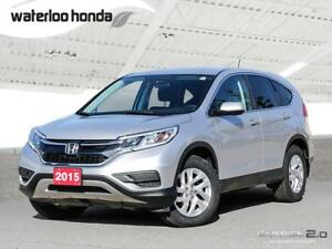 2015 Honda CR-V SE Back Up Camera, AWD, Heated Seats and more!