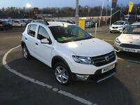 Dacia sandero stepway laureate 2014 40k excellent condition