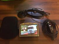 Tomtom go work truck hgv lorry coach bus europe 2017