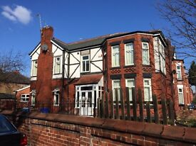 7 Bed detached house, 2 bathrooms,Bills included available, garden,close to Univesity, City centre,