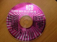 Rock CD Volume 7 (1992, CD)