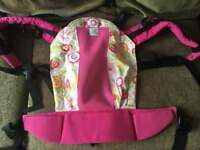 Babywearing sling kinderpack similar to tula