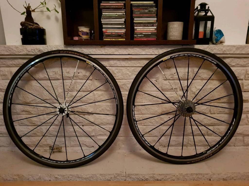 Mavic ksyrium SLS 11speed wheelset. Mint condition.