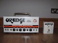 Orange Dual Terror Guitar Amp Head 30/15/7 watts