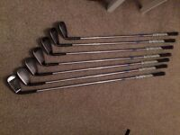 Golf Clubs Md Superstrong ST3 reg shaft 4-PW