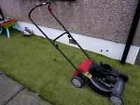 Mountfield push petrol lawnmower