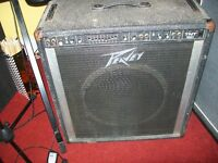 peavey tnt 150 bass guitar amp made in usa