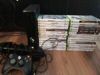 Xbox 360 250gb bundle for sale