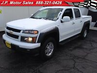 2011 Chevrolet Colorado LT, Quad Cab, Automatic, Leather, Heated