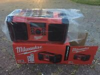 Milwaukee M18 Radio