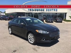 2014 Ford Fusion FORD CERT, ROOF, NAV, LANE KEEPING!