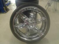 26 inch gianelle mags for sell with 6 bolt pattern