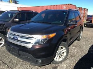 2014 Ford Explorer XLT - 4WD The Perfect Family Mover ! local Tr