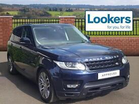 Land Rover Range Rover Sport SDV6 HSE DYNAMIC (blue) 2016-03-21
